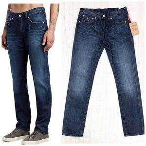 True Religion Men Skinny Jeans Planet Of The Blue